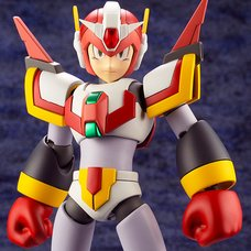 Mega Man X Force Armor: Rising Fire Ver.
