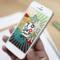 Tokyo Otaku Mode iPhone 4/4S/&5/5s Wallpaper  Ver.2