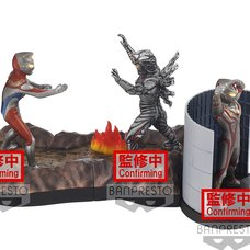 Special Effects Stagement Ultraman Dyna #49