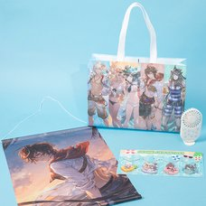 Granblue Fantasy The Maydays Collection Bag