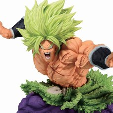 Ichibansho Figure Dragon Ball Super Full Power Super Saiyan Broly (Back to the Film)