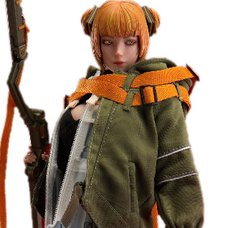 Serene Hound Series 501S613 Grainne the Geis Witch 1/6 Scale Action Figure