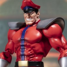 S.H.Figuarts Street Fighter M. Bison