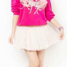LLL Swan Princess Skirt (Baby Pink)