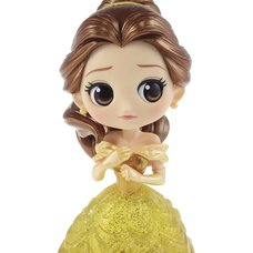 Q Posket Disney Characters Belle: Glitter Line