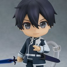 Nendoroid Sword Art Online: Alicization Kirito: Elite Swordsman Ver.