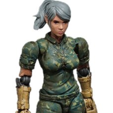 FAV-A32 Acid Rain Kelsey Combat Instructor 1/18 Scale Action Figure