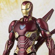 S.H.Figuarts Avengers: Infinity War Iron Man Mk-50 Nano-Weapon Set