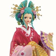 Ichibansho Figure One Piece Komurasaki (Hana)