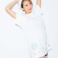 Natsuumi Saito x galaxxxy Animal T-Shirt