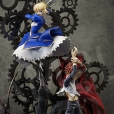 Fate/stay night 15th Anniversary Premium Statue: The Path