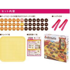 &donuts Reversi + Mini Game