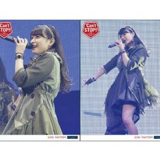 ℃-ute Concert Tour 2015 Autumn ℃an't Stop!! Live Solo 2-Photo Set: Saki Nakajima
