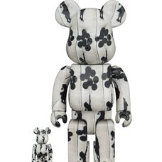 BE@RBRICK Flying Balloons Girl 100% & 400% Set