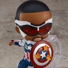 Nendoroid The Falcon and the Winter Soldier Captain America (Sam Wilson) DX