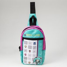 Hatsune Miku Logic Paint Mikulogi Crossbody Bag