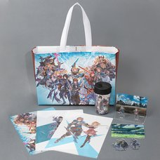 Granblue Fantasy Versus Collection Bag