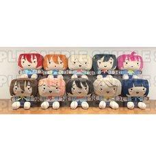 Love Live! Nijigasaki High School Idol Club Nijigasaki High School Store NijiGaku Box Plush Doll