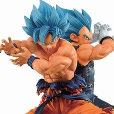 Ichibansho Figure Dragon Ball Super vs Omnibus Super Super Saiyan God Super Saiyan Son Goku & Super Saiyan God Super Saiyan Vegeta