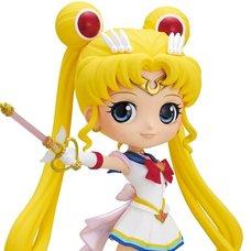 Q Posket Sailor Moon Eternal the Movie Super Sailor Moon: Moon Kaleidoscope Ver. (Re-run)
