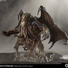 H.P.Lovecraft Paul Komoda's Cthulhu Non-scale Statue