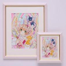 Cardcaptor Sakura 25th Anniversary Reproduction Artwork