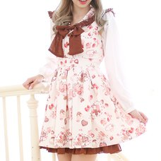 LIZ LISA Heart Sweets Dress