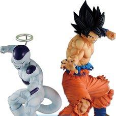 Ichibansho Figure Dragon Ball Vs Omnibus Z Son Goku & Frieza