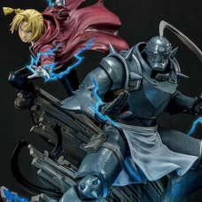 Concept Masterline Fullmetal Alchemist Edward & Alphonse Elric 1/6 Scale Figure