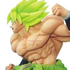 Dragon Ball Super Super Saiyan Broly Full-Power Z-Battle Figure