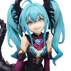 Hatsune Miku: Villain Ver. Noodle Stopper Figure