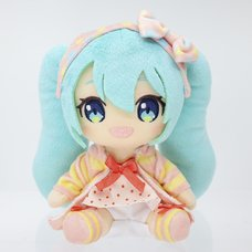 Hatsune Miku -Girly Style- Plush: Casual Wear Ver.