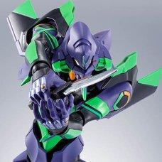 The Robot Spirits Evangelion: 3.0+1.0 Thrice Upon a Time Evangelion Test Type-01