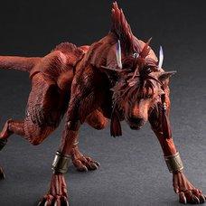 Play Arts Kai Final Fantasy VII Remake Red XIII