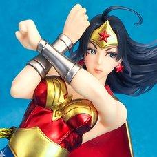 DC Comics Bishoujo Statue Armored Wonder Woman 2nd Edition