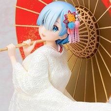 Re:Zero -Starting Life in Another World- Rem: White Kimono Ver. 1/7 Scale Figure (Re-run)