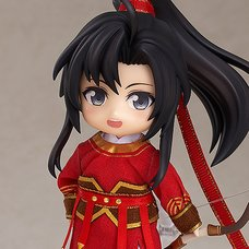 Nendoroid Doll Grandmaster of Demonic Cultivation Wei Wuxian: Qishan Night-Hunt Ver.