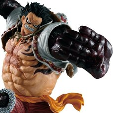Ichiban Figure One Piece Battle Memories Luffy Gear 4 Boundman