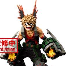 My Hero Academia Banpresto World Figure Colosseum Modeling Academy Super Master Stars Piece Katsuki Bakugo: The Brush