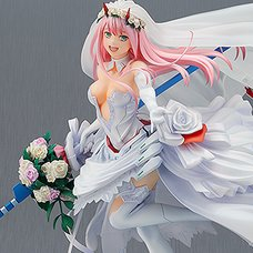 Darling in the Franxx Zero Two: For My Darling 1/7 Scale Figure