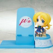 Choco Sta Love Live! Eli Ayase Figure & Smartphone Stand