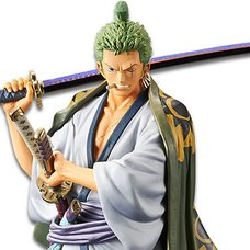 DXF One Piece Wano Country -The Grandline Men- Vol. 2: Roronoa Zoro (Re-run)