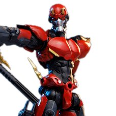 Asura Realm ASR02 Chi-Yan Action Figure