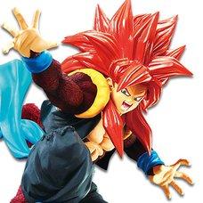 Super Dragon Ball Heroes 9th Anniversary Figure: Super Saiyan 4 Xeno Gogeta