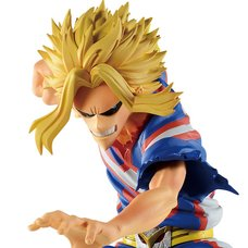 My Hero Academia Banpresto Figure Colosseum Modeling Academy Special All Might