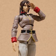 Gundam Military Generation Mobile Suit Gundam Earth Federation Army Soldier 03