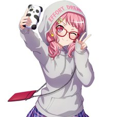 BanG Dream! Girls Band Party! x WEGO 3rd Collab Hoodie