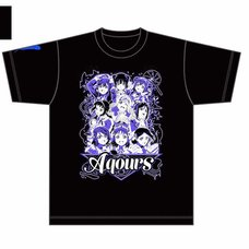 Love Live! Sunshine!! Uranohoshi Girls' High School Store: Our One and Only Final Round Aqours T-Shirt