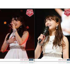 ℃-ute Concert Tour 2015 Autumn ℃an't Stop!! Live Solo 2-Photo Set Part 2: Saki Nakajima