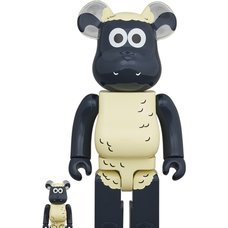 BE@RBRICK Shaun the Sheep Shaun 100% & 400% Set